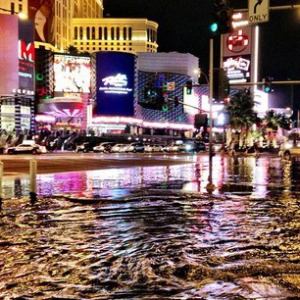 Flash Floods Las Vegas